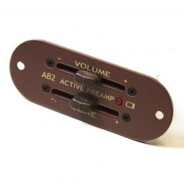 AB2 Booster activo para piezo