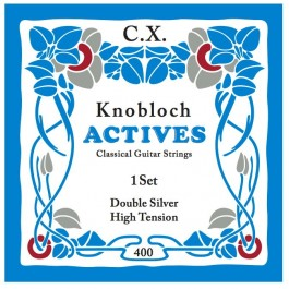 Knobloch Actives Double Silver C.X. High Tension