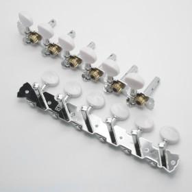 Clavijero Guitarra Folk 12 cuerdas cabezal abierto