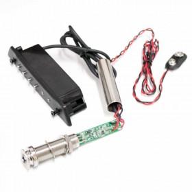 EPP-MG Previo amplificador activo integrado en el endpin jack