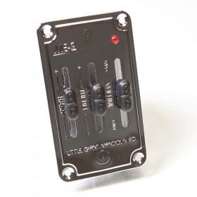 ME2-C ecualizador ultra slim para mandolina