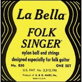 Cuerdas La Bella 830 Folk Singer