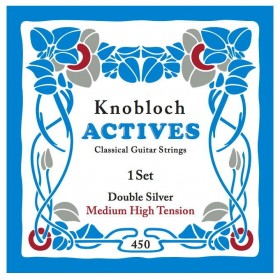 Knobloch Actives Double Silver SN Medium High Tension