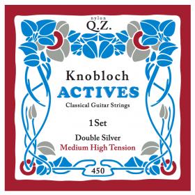 Knobloch Actives Double Silver QZ Medium High Tension
