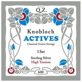 Knobloch Actives Sterling Silver Q.Z. High Tension