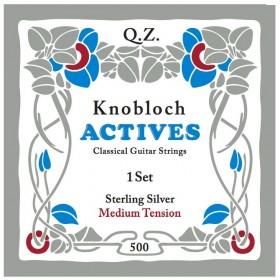 Knobloch Actives Sterling Silver Q.Z. Medium Tension