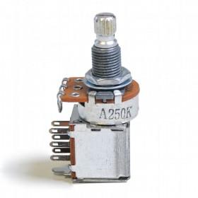 RV1607-18SL-A250K Potenciómetro Push/Pull