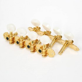 Clavijero Mandolina dorado